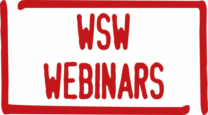 Join the WSW Webinar Series